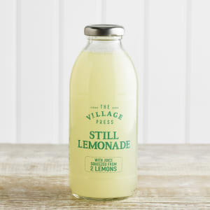 The Village Press Still Lemonade in Glass, 500ml