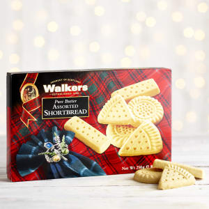 Walkers Assorted Shortbread, 250g