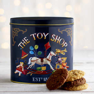 The Toy Shop Cookies: Stem Ginger, Lemon, Chocolate Chip, 300g