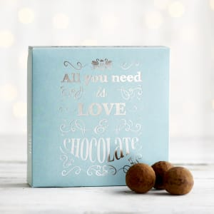 Beech's Anglesey Sea Salted Caramel Truffles, 100g