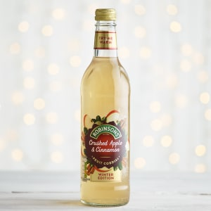 Robinsons Crushed Apple and Cinnamon Cordial, 500ml