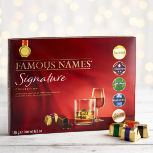 Famous Names Signature Collection, 185g