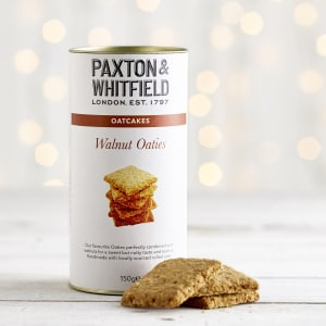 Paxton & Whitfield Walnut Oaties, 150g