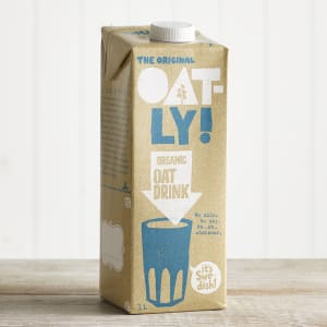 Oatly Organic Oat Drink, Longlife, 1L