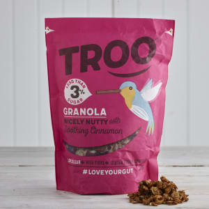 Troo Granola Nicely Nutty with Soothing Cinnamon, 350g