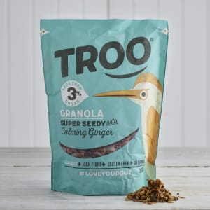 Troo Granola Super Seedy with Calming Ginger, 350g