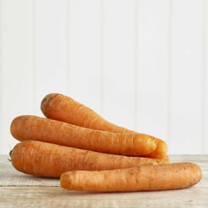 Organic Carrots, 750g