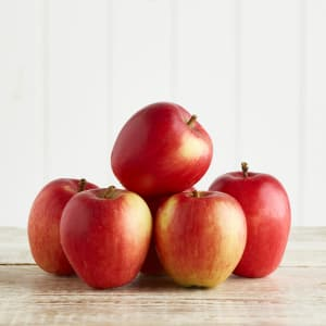 Organic Apples, 6 pack