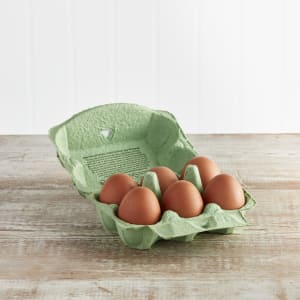 Large free range eggs 6 pack