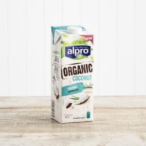 Alpro Organic Coconut, 1ltr