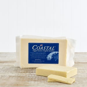 Coastal Rugged Mature Cheddar, 360g