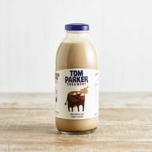 Tom Parker Iced Coffee in Glass, 500ml