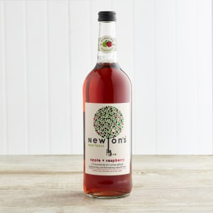 Newton's Appl Fizzics Apple & Raspberry in Glass, 750ml