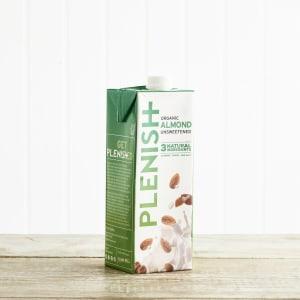 Plenish Organic Almond M*lk, 1L
