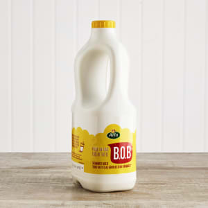 Arla B.O.B Fat Free Skimmed Milk, 2ltr