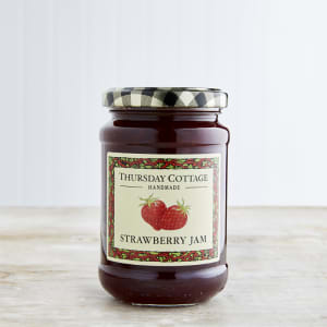 Thursday Cottage Strawberry Jam, 340g
