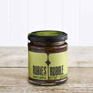 Rubies in the Rubble West Coast Apple Chutney, 210g
