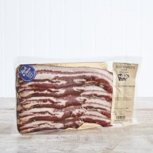 Maynard's Farm Dry Cured Treacle Streaky Bacon, 185g
