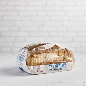 Allinson's The Serious White with Sourdough, 550g