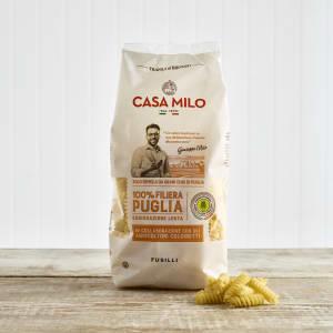 Casa Milo Dried Fusilli Pasta, 500g