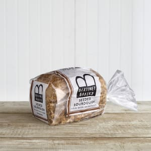 Bertinet Bakery Seeded Sourdough, 550g