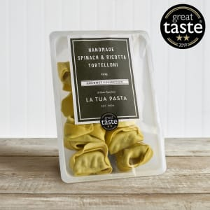 La Tua Pasta Spinach Ricotta Tortelloni, 250g