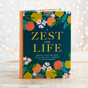 A Zest For Life Cookbook