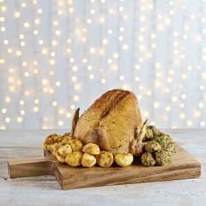 Jimmy's Farm Free Range Turkey Crown, 3kg
