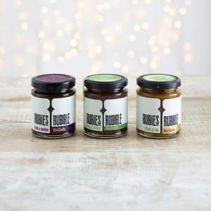 Rubies in the Rubble Relish Gift Set