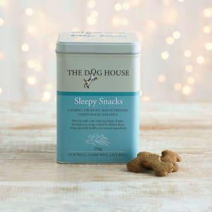 The Dog House Sleepy Snacks in Tin, 250g