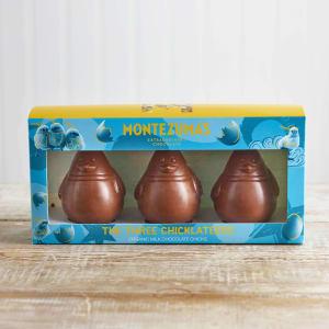 Montezuma's Milk Chocolate Three Chicklateers, 225g