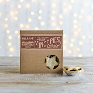 Lottie Shaw's Traditional Mince Pies, 4 Pack, 300g