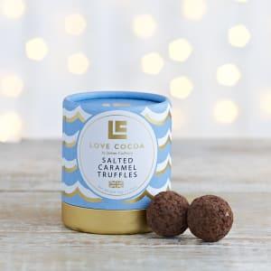 Love Cocoa Salted Caramel Truffles, 50g