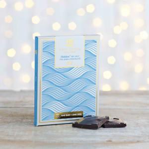 Love Cocoa Maldon® Sea Salt 70% Dark Chocolate Bar, 75g