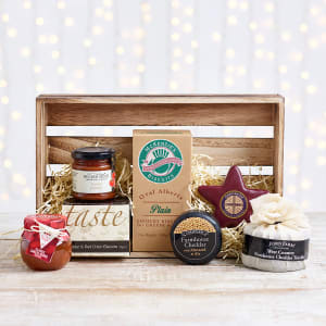 Spicers Cheese Crate Hamper