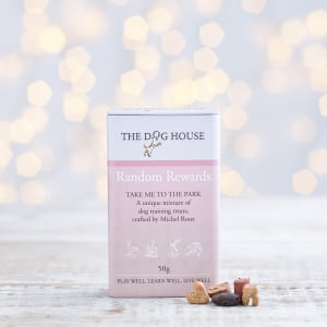 The Dog House Random Rewards Tin, 50g
