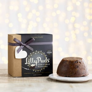 LillyPuds Christmas Pudding, 454g