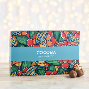 Cocoba 15 Assorted Truffles Gift Box, 180g