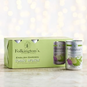 Folkington's English Garden Tonic, 8 x 150ml