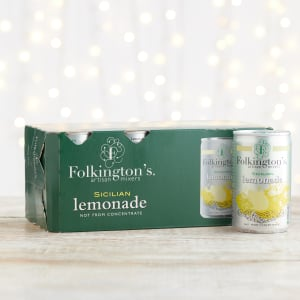 Folkington's Sicilian Lemonade, 8 x 150ml