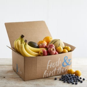 Seasonal Organic Breakfast Box