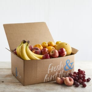 Premium Organic Seasonal Fruit Box
