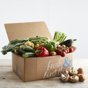Premium Organic Seasonal Veg Box