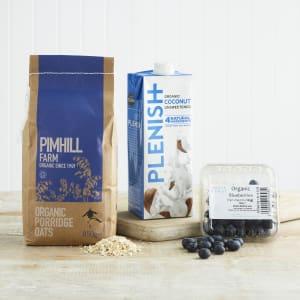 Organic Overnight Oats Bundle