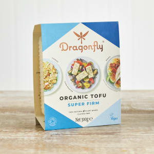 Dragonfly Organic Natural Superfirm Tofu, 300g