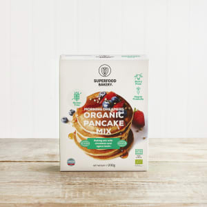 Superfood Bakery Morning Dreamers Organic Pancake Mix, 200g