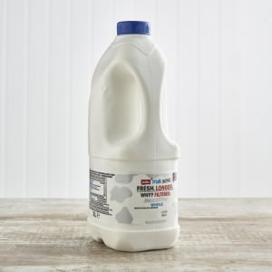 Muller Milk Extra Whole Milk, 2LTR