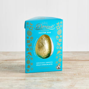 Divine Milk Chocolate Egg, 90g
