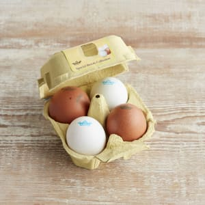 Clarence Court Special Breeds Collection Eggs