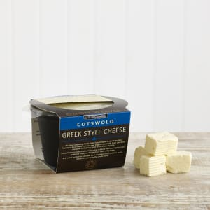 Simon Weaver Organic Cotswold Greek Style Cheese, 140g